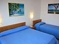 Das Bild zeigt Apartment Gardasee fuer 2 mit Doppelbett